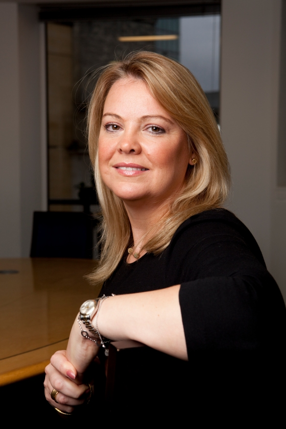 Tara Ricks, managing director of Randstad Financial & Professional